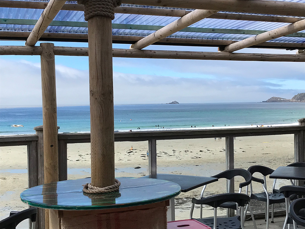 Sennen Surf Beach Cafe